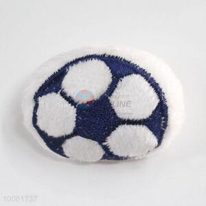 Latest Arrival Cloth Accessory Shaped in Football