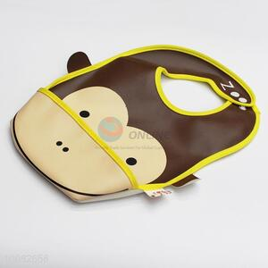 Good sale monkey shaped baby bibs/burp cloth