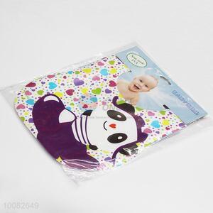lovely panda pattern baby bibs/feeding bibs