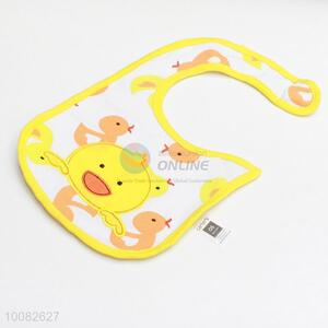 Little duck embroidery baby saliva towel