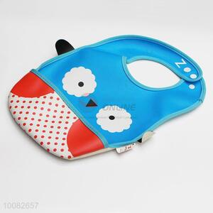 Funny bird shaped bibs for babies/feeding bibs