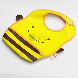 Promotional bee shaped baby bibs/feeding bibs