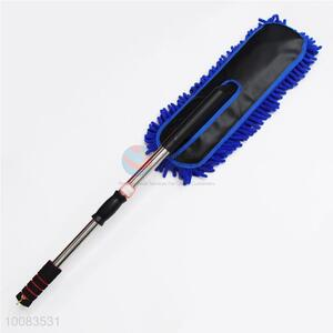 Big Size Blue Chenille Brush