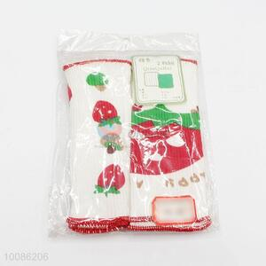 Cute strawberry cotton warm baby belly band