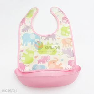 Wholesale high quality silicone baby bibs