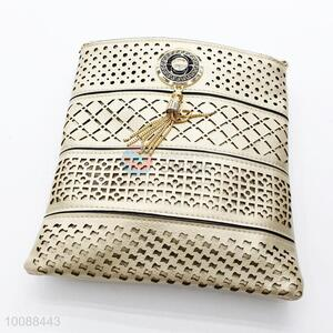 Low Price Hollow-out Women Clutch Evening Bag/Shoulder Bag