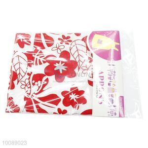 Hot Sale Flowers Printed Apron for Home Use
