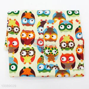 Pretty Cute Cooking Apron with Owls Pattern