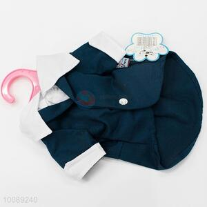 Handsome Formal Pet Dog Puppy Clothes Western Style Suit