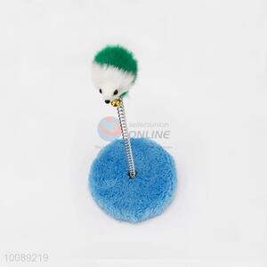 Blue Round Shape False Mouse Bottom