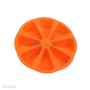 Good Quality Orange Silicon Cake Mould
