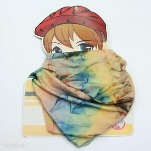 100% Polyester Tubular Seamless Headscarf Wholesale