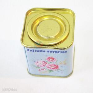 Great variety of delicate tin tea caddy for sale