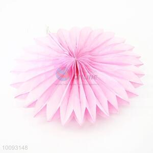Hot-selling 8 inch paper flower fans for wedding decoration