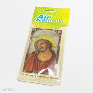 Jesus air freshener/car freshener/car fragrance