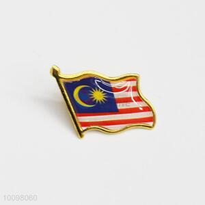Malaysia Flag Metal Pin Badge
