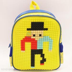 Gentleman bump big lunch bag/insulated lunch bag