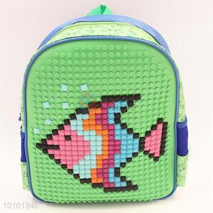 Low price fish bump big lunch bag/insulated lunch bag