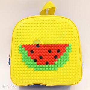 Good quality watermellon bump lunch bag/insulated lunch bag