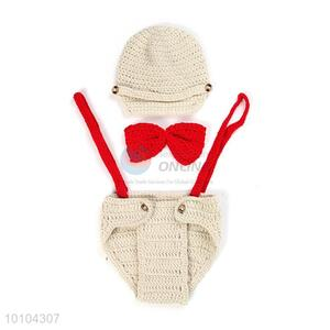 Made in China Crochet Baby Photography Clothing Suit