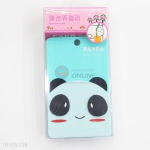 Big panda light blue card sleeve