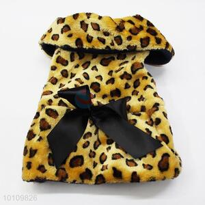 Leopard Print Pet Apparel For Dog