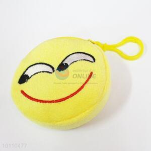 Cheap snicker emoji coin wallet/coin holder