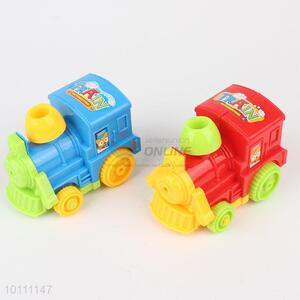6PCS Hot Sale Return Power Train Toys as Gift