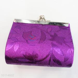 Hot Selling Vintage Purple Evening Bag Clutch Purse