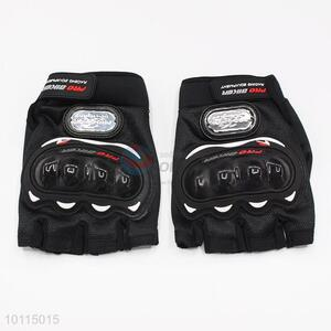 Top Level Half Finger Bicycle Motorcycle Gloves
