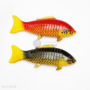 Hot sale halloween trick fish toy party bamboo toy