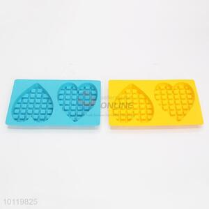 Pretty Cute Heart Shaped Silicone Biscuit Mould
