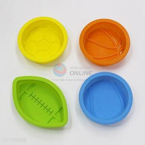 New Arrival Silicone Cake Moulds Set