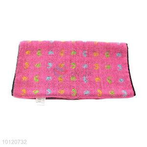Soft printed household face towel wholesale