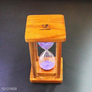 Promotional 15 Minutes Hourglass for Decoration