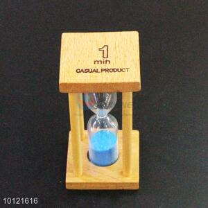 Factory Direct 1 Minutes Hourglass for Decoration