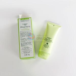 Aloe vera makeup removing moisturizing clean cream