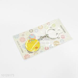 Cute Smiling Face Car Key Chain for Jewelry Accessories Gift