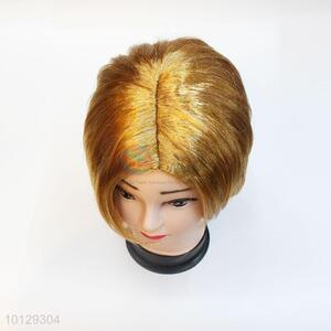 New Fashion Girls Party Blonde Women Wig Temperature Hair