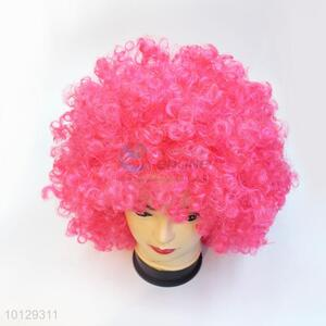 Japanese party wig african full braided wig pink wig