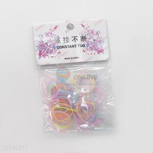 Constant Tug Colorful Loom Rubber Band for Sale