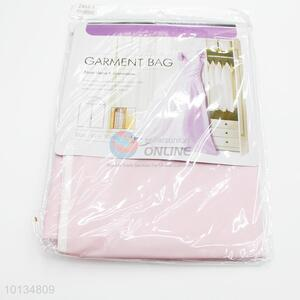 Pink Color Home Dress Clothes Garment Suit Cover Case Dustproof Storage Bags Protector