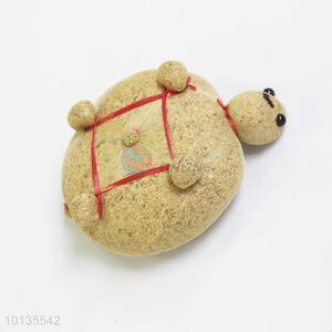 Cartoon Tortoise Shape Magic Grass Doll, Magic Head