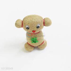 Cute Cartoon Shape Magic Grass Doll,Magic Head