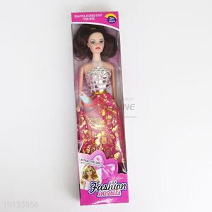 High Quality Barbie Doll Kids Toy Plastic Dolls for Girl