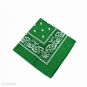 Wholesale Nice Polyester Printed Kerchief