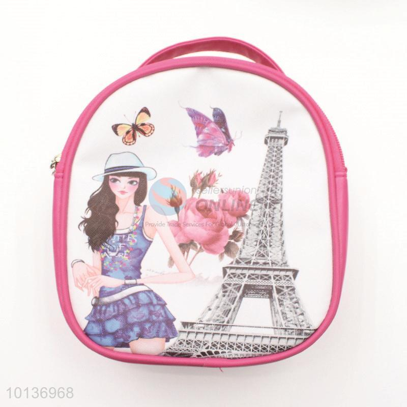 Tower and Rose RED Backpack