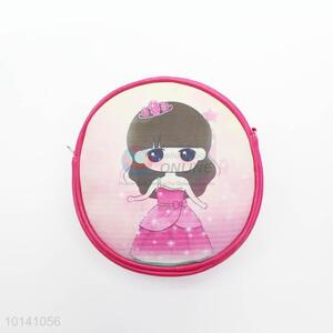 High Quality Girl Printed Round Children's bag