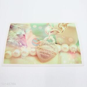 Hot sale paper postcard for lovers