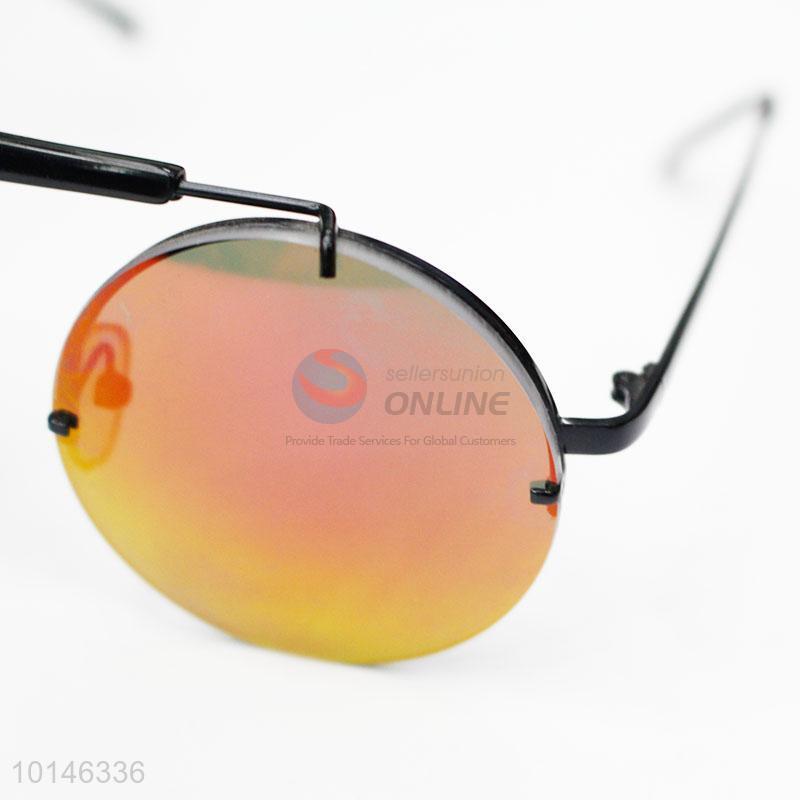 83e163b1e6 Vintage round tan eyewear sunglasses - Sellersunion Online